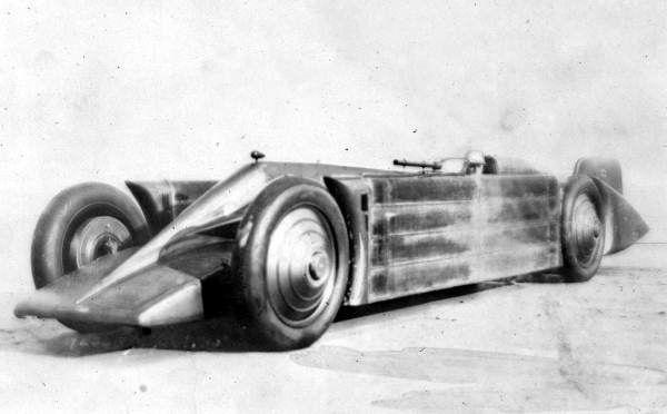 %u201CHenry Seagrave and his Golden Arrow, 1929%u201D Photo courtesy of State Archives of Florida, Florida Memory, https://www.floridamemory.com/items/show/150030